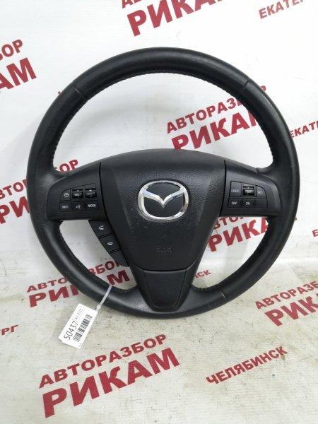 Руль Mazda Mazda6 GH L5-VE 2010