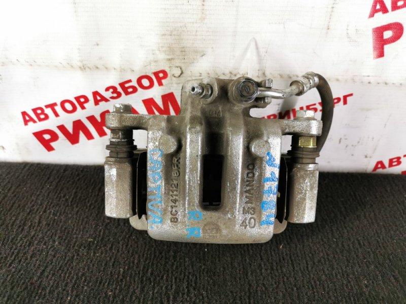 Суппорт тормозной Chevrolet Captiva C100 10HM 2008 задний правый