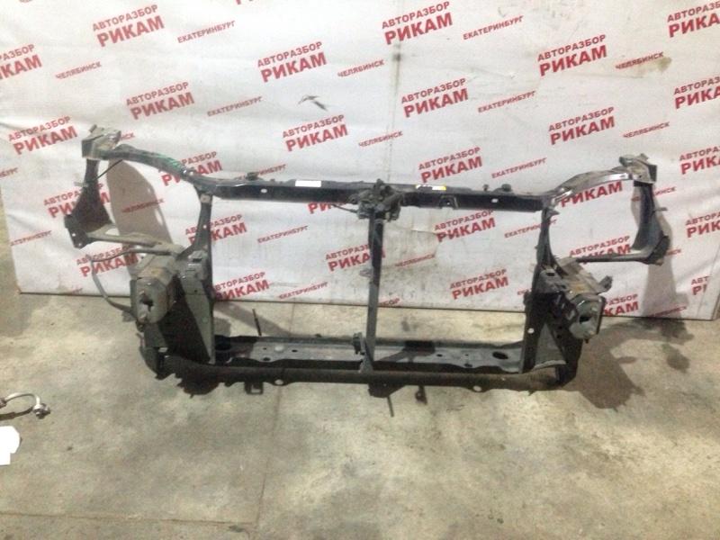 Рамка радиатора Toyota Corolla Fielder ZZE124 1ZZ-FE 2002