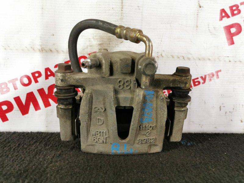 Суппорт тормозной Chery M11 DB SQRE4G16 2013 задний левый