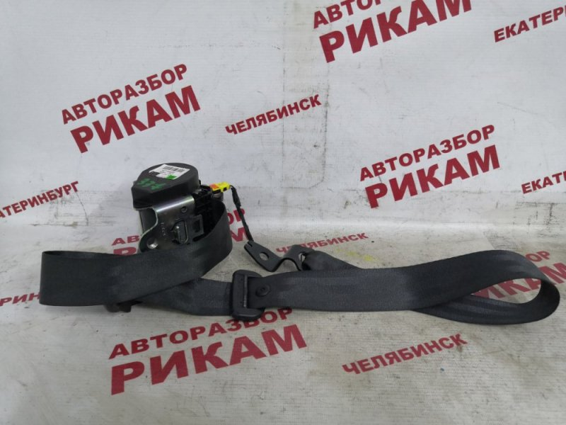 Ремень безопасности Skoda Rapid NH1 CAX 2014 передний правый