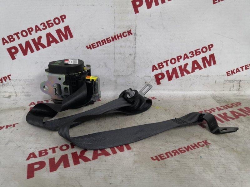 Ремень безопасности Skoda Rapid NH1 CAX 2014 передний левый