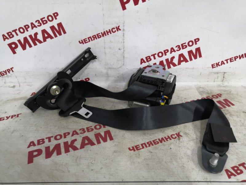 Ремень безопасности Peugeot 308 4A/C 10FJBJ 2010 передний левый