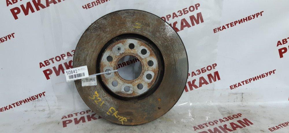 Диск тормозной Skoda Superb 3T CFGB 2011 передний
