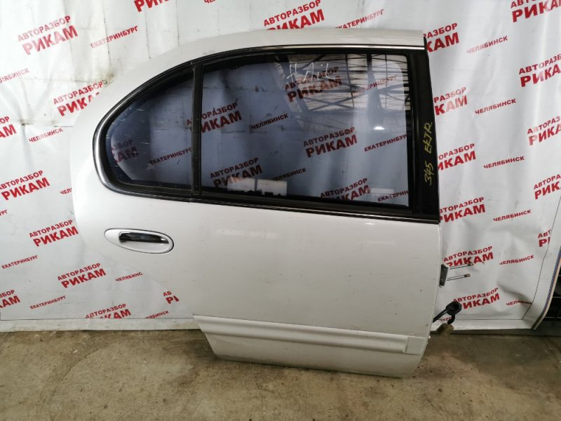 Дверь Nissan Maxima A32 VQ30DE 1997 задняя правая