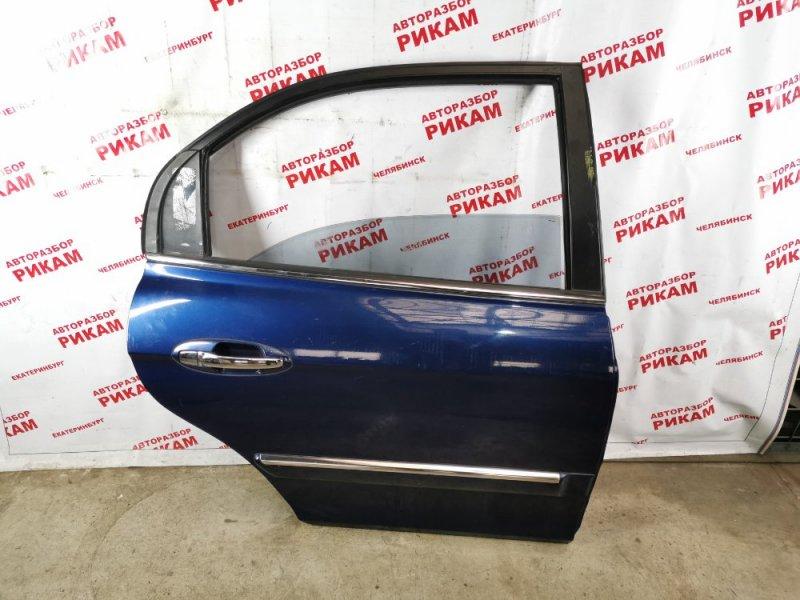 Дверь Kia Optima GD G6BA 2005 задняя правая