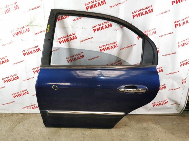 Дверь Kia Optima GD G6BA 2005 задняя левая