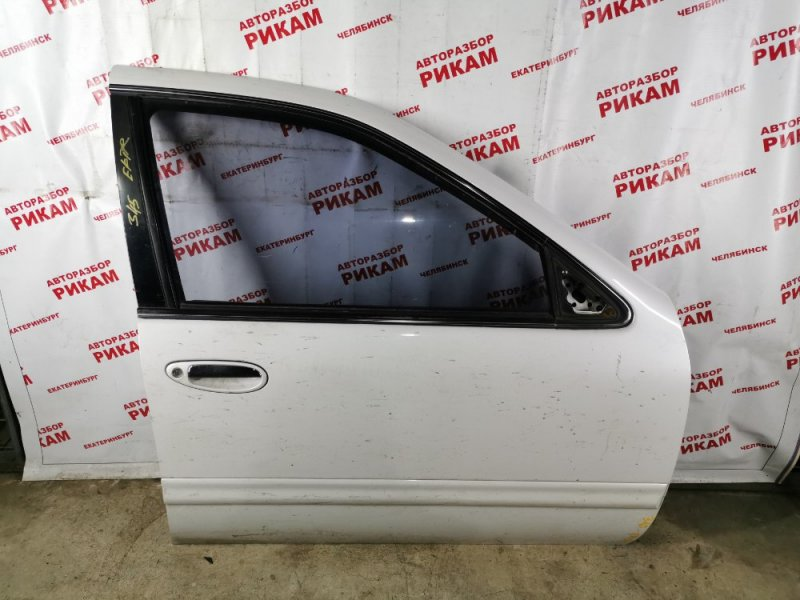 Дверь Nissan Maxima A32 VQ30DE 1997 передняя правая