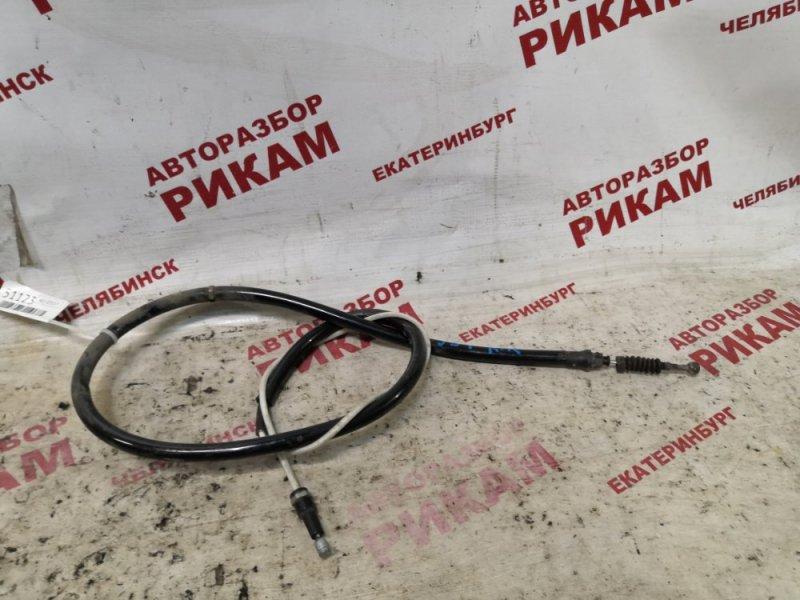 Трос ручника Skoda Rapid NH1 CAX 2014 задний левый