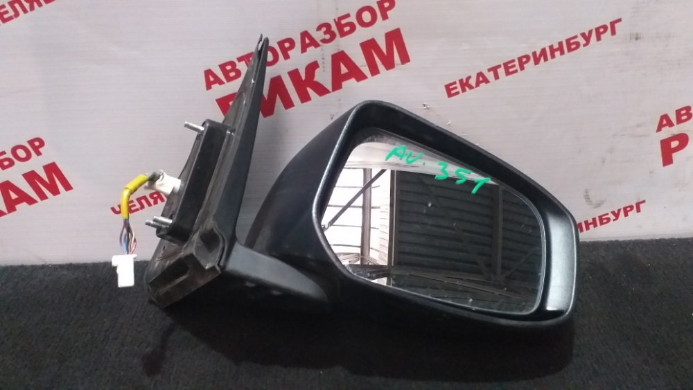 Зеркало Mitsubishi Lancer CY5A 4B12 2015 правое