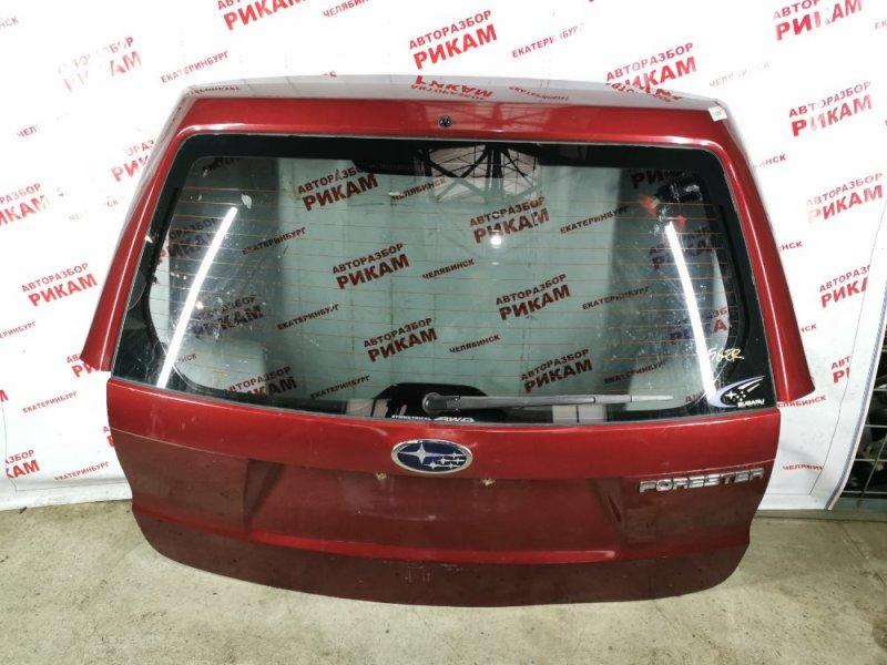 Дверь багажника Subaru Forester SH9 EJ253 2009