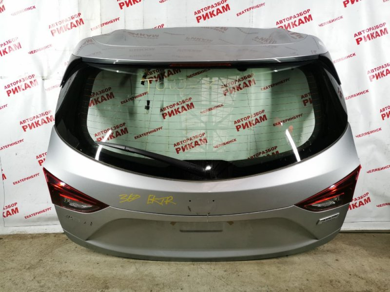 Дверь багажника Mazda Mazda3 BM PE-VPS 2018