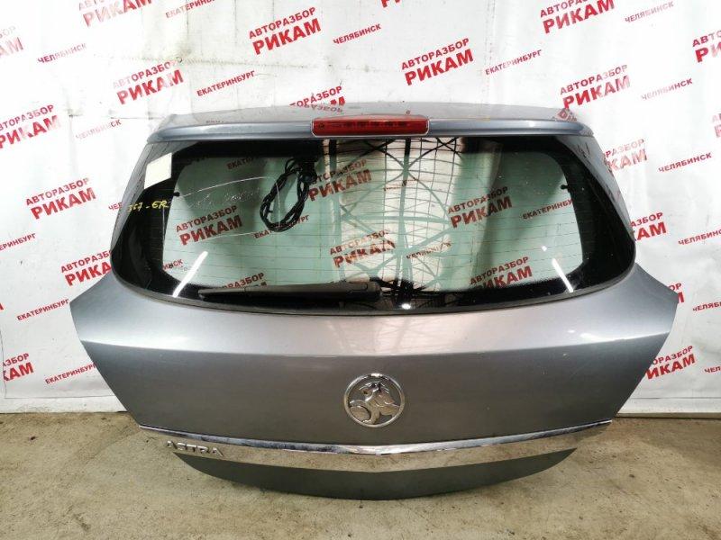 Дверь багажника Opel Astra H Z18XE 2005