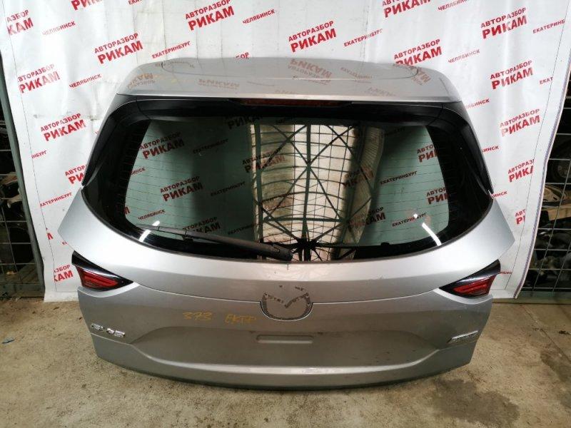 Дверь багажника Mazda Cx-5 KF2W PE-VPS 2017