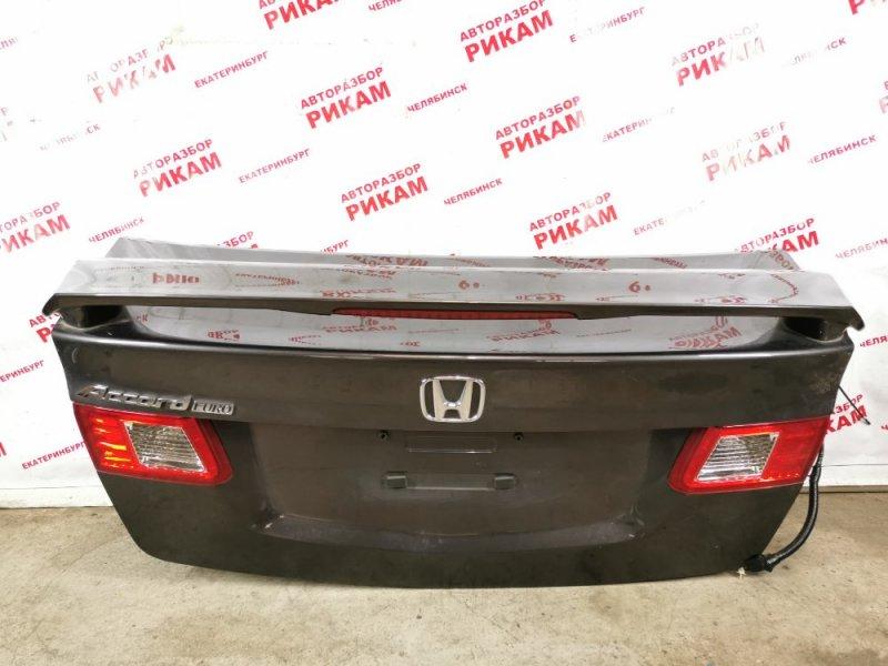 Крышка багажника Honda Accord CU2 K24Z3 2011