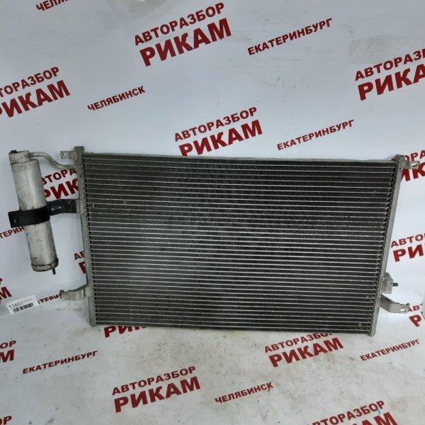 Радиатор кондиционера Chevrolet Lacetti J200 F18D3 2006