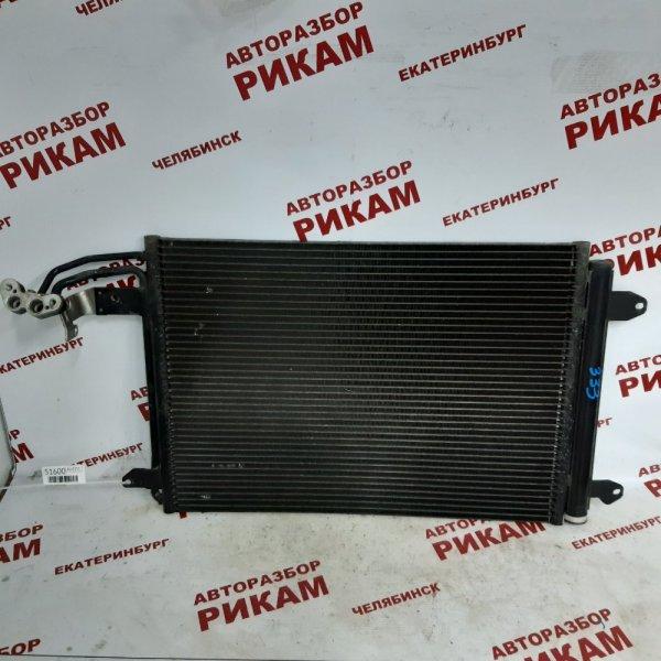 Радиатор кондиционера Skoda Octavia A5 1Z5 CAX 2012