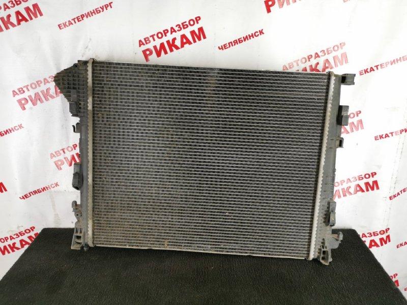 Радиатор охлаждения Renault Trafic JL M9RM786 2014
