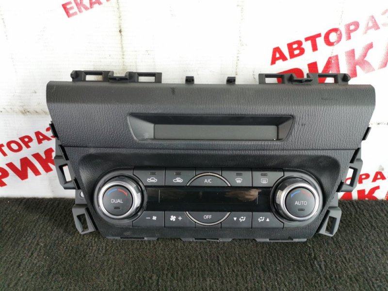 Блок климат-контроля Mazda 3 BM5 PE 2018