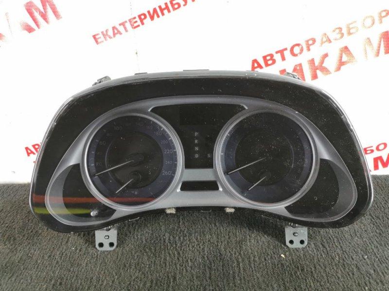 Панель приборов Lexus Is250 GSE20 4GR-FSE 2010