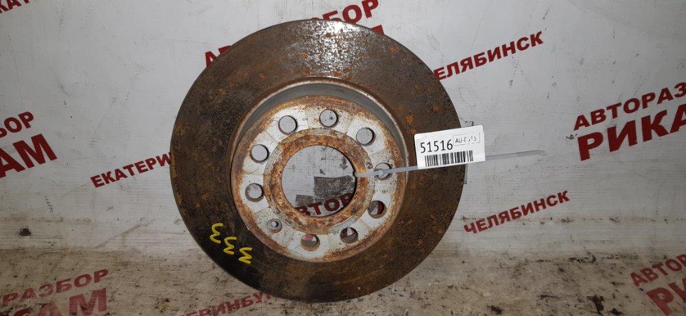 Диск тормозной Skoda Octavia A5 1Z5 CAX 2012 задний