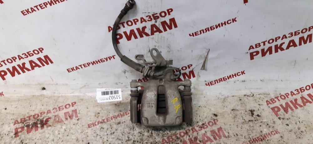Суппорт тормозной Skoda Superb 3T CFGB 2011 задний правый