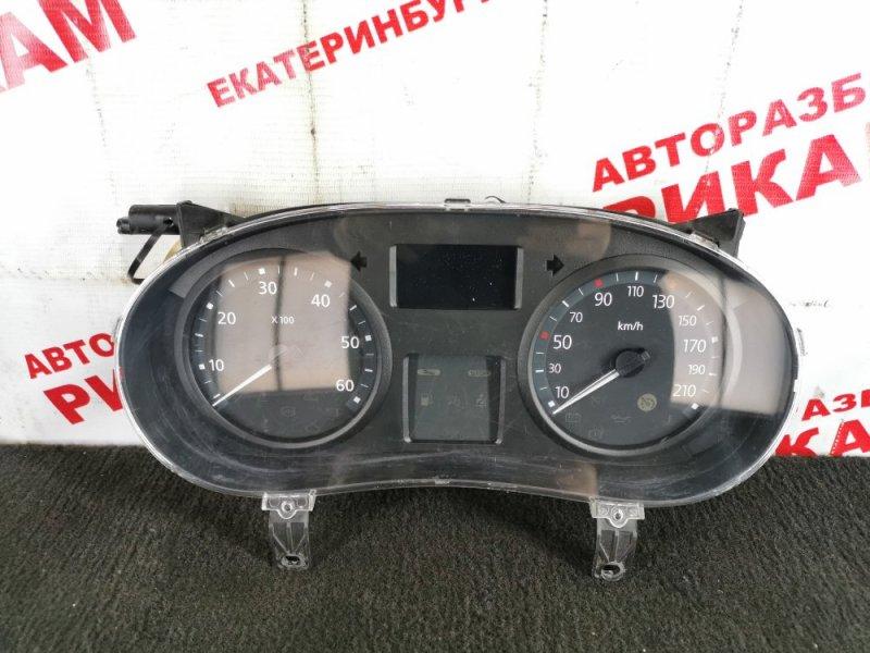 Панель приборов Renault Trafic JL M9RM786 2014