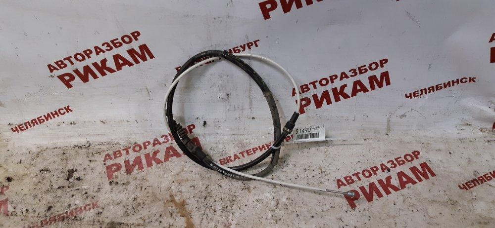 Трос ручника Skoda Superb 3T CFGB 2011 задний левый