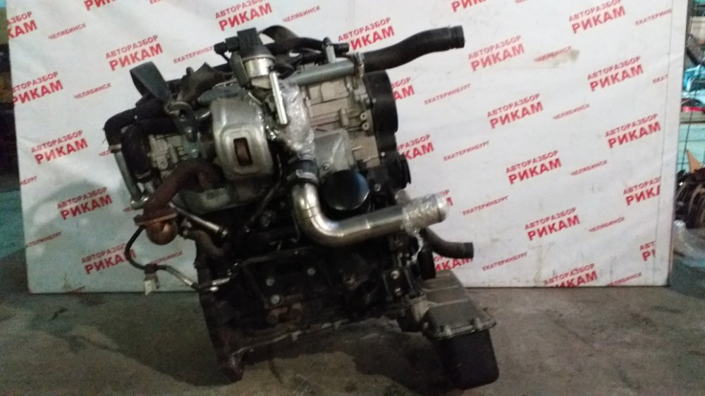 Двигатель Great Wall Wingle GW4D20 2011