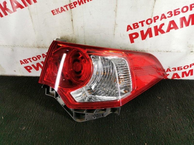 Стоп-сигнал Honda Accord CU2 K24Z3 2011 задний правый