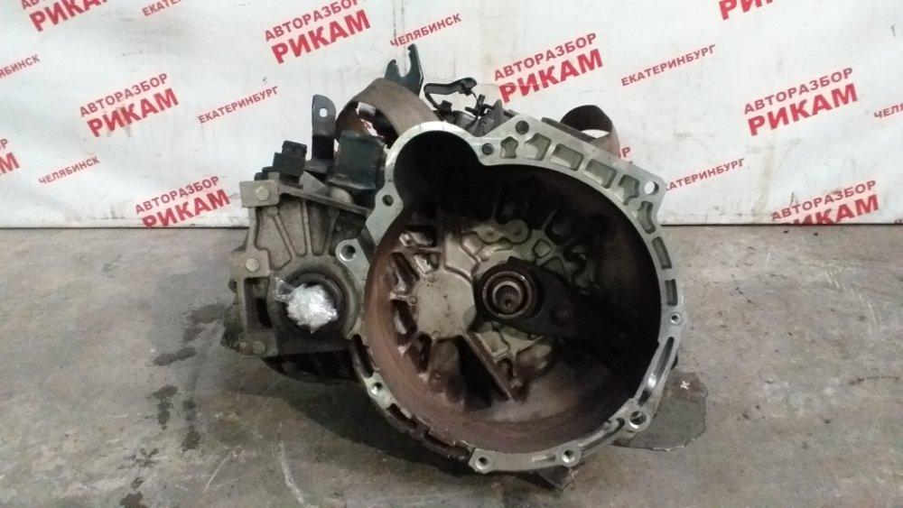 Механическая кпп Kia Rio JB G4ED 2006