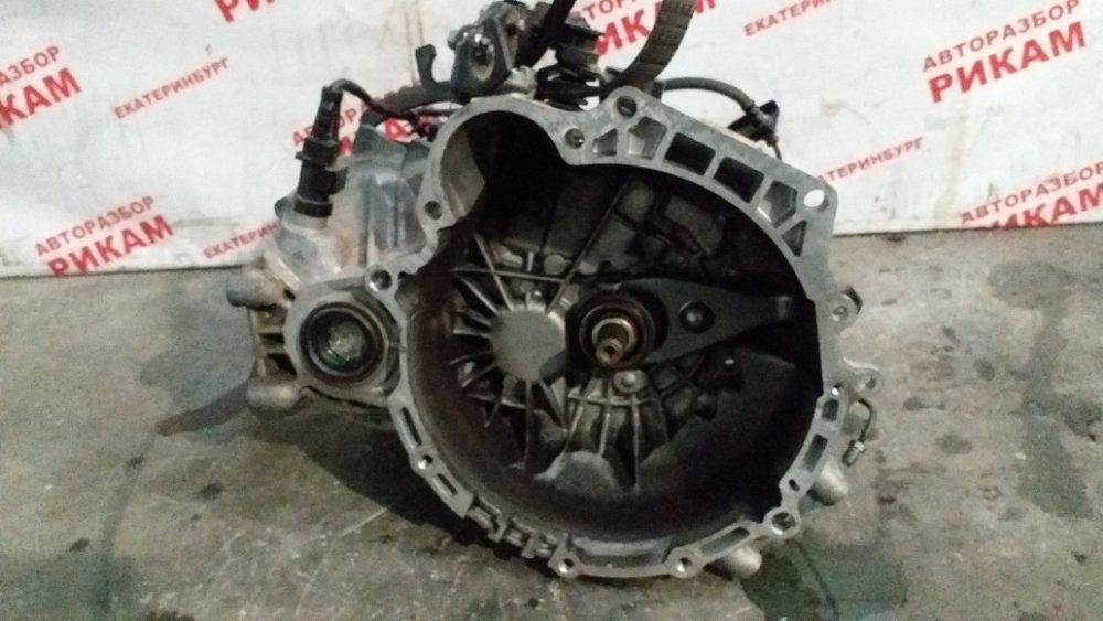 Механическая кпп Hyundai Getz TB G4EE 2011