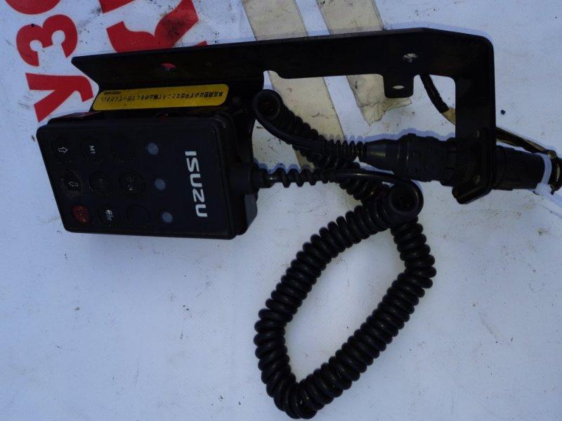 Пульт пневмоподвески Isuzu Forward FRD90K3 4HK1-T 2005