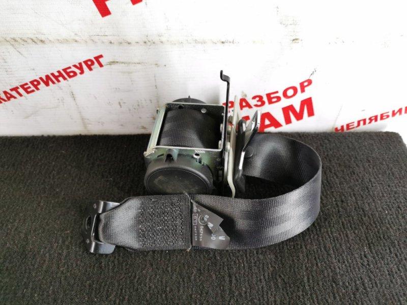 Ремень безопасности Nissan Qashqai J10 MR20DE 2010 задний