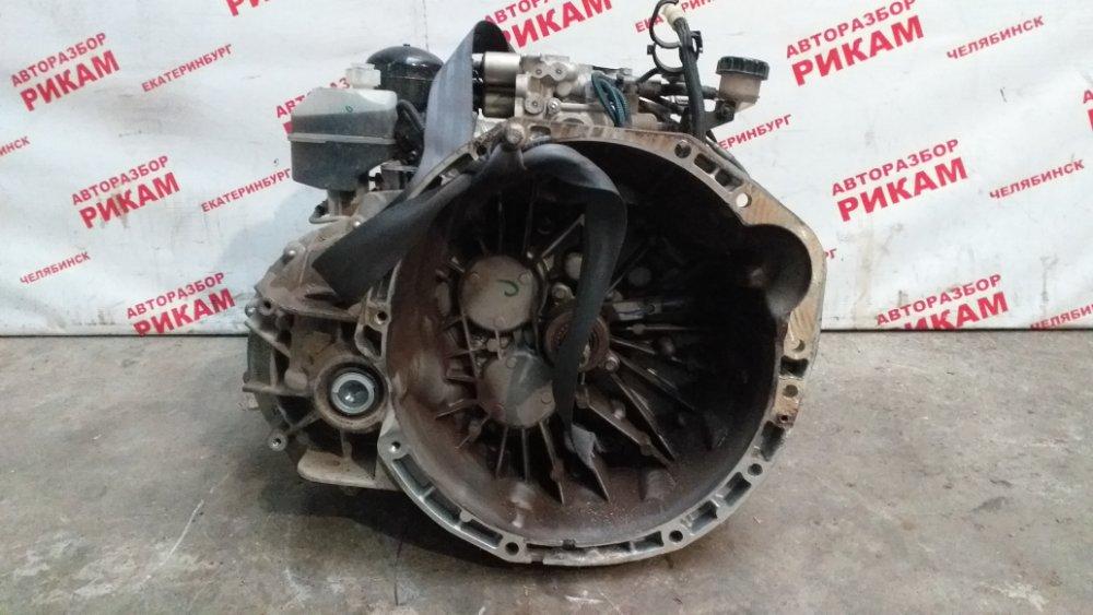 Механическая кпп Renault Trafic JL M9RM786 2014