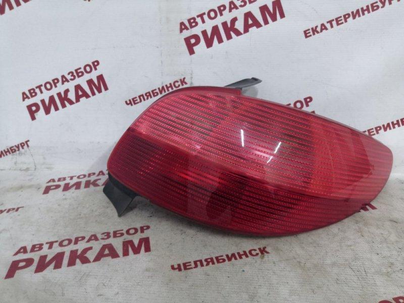 Стоп-сигнал Peugeot 206 2A/C NFU 2003 задний правый