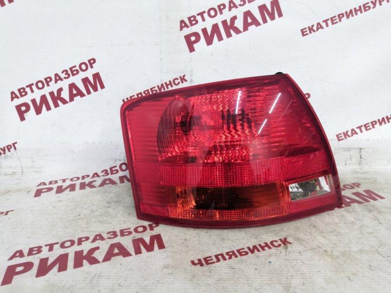 Стоп-сигнал Audi A4 B7 8ED ALT 2005 задний левый