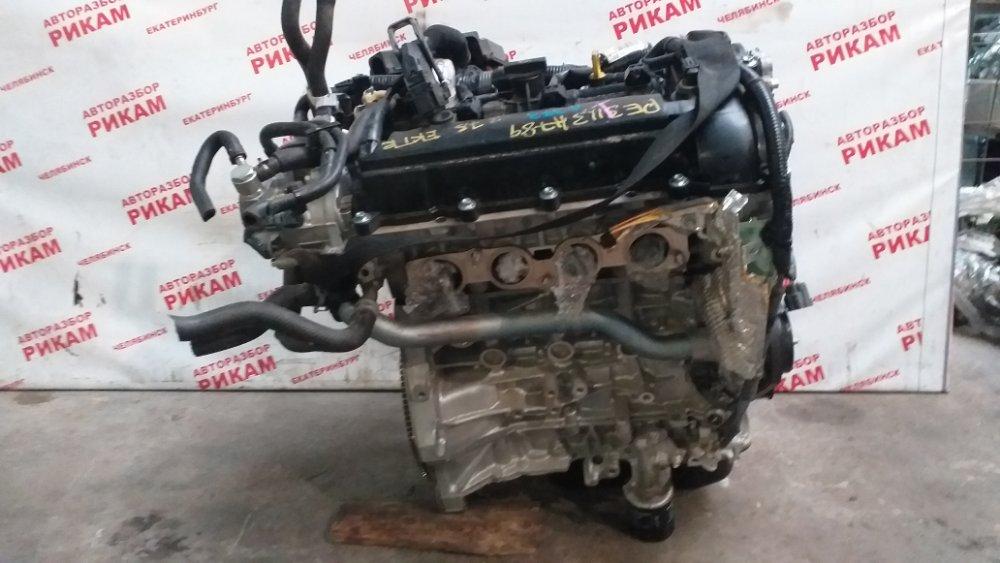 Двигатель Mazda Cx-5 KF2 PE-VPS 2017