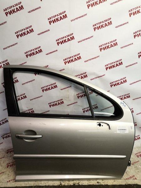 Дверь Peugeot 207 WC 5FW 2007 передняя правая