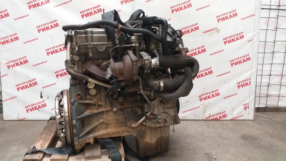 Двигатель Ssangyong Kyron DJ 664950 2007