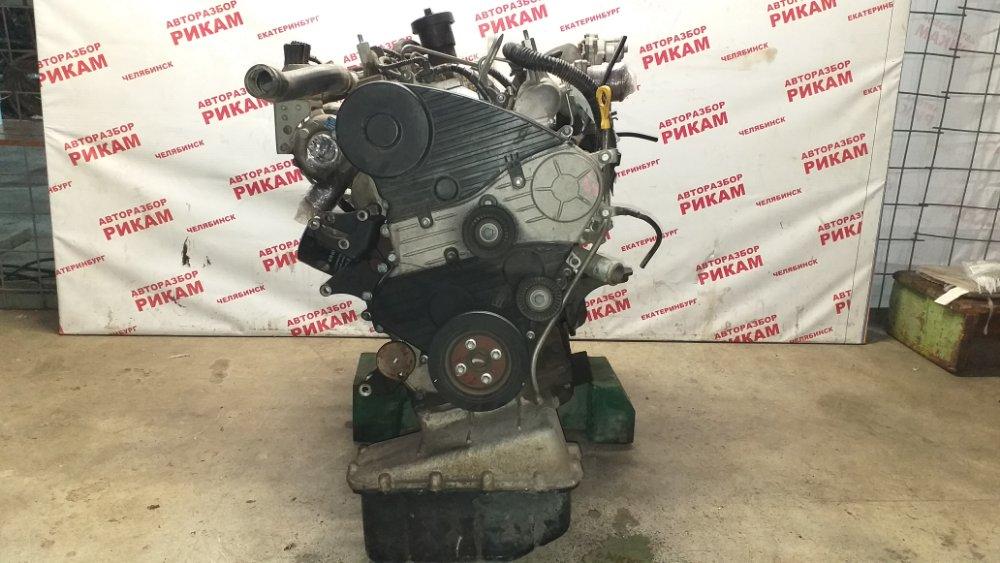 Двигатель Great Wall Hover H5 GW4D20 2012