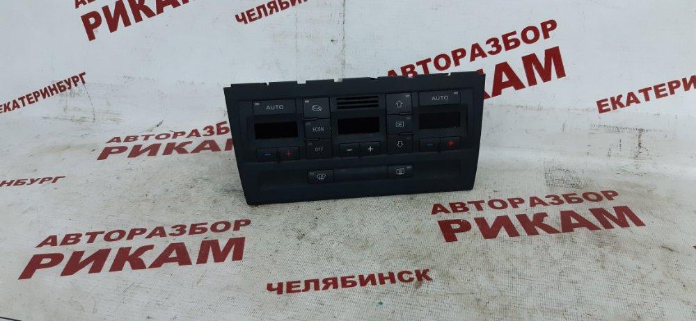 Блок климат-контроля Audi A4 B7 ALT 2005