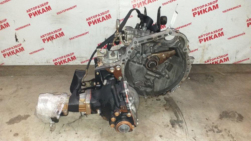 Механическая кпп Toyota Rav4 ACA21 1AZ-FE 2002