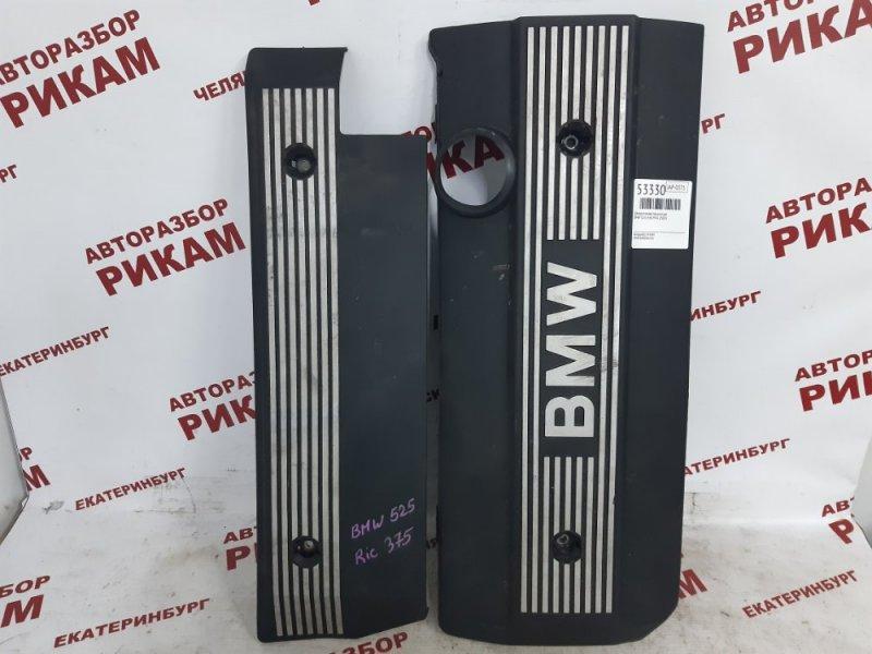 Декоративная крышка двс Bmw 5-Series E60 M54B25 2004