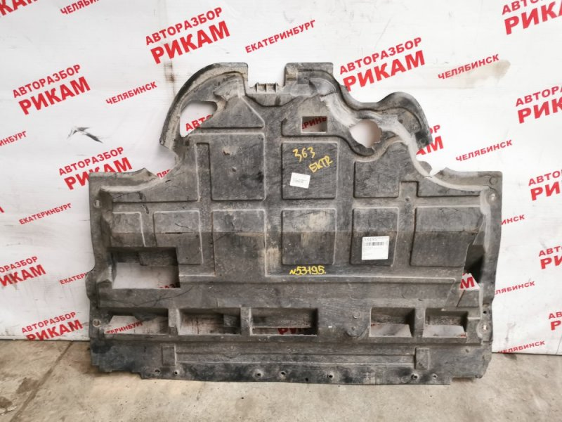 Защита двигателя Renault Trafic JL M9RM786 2014
