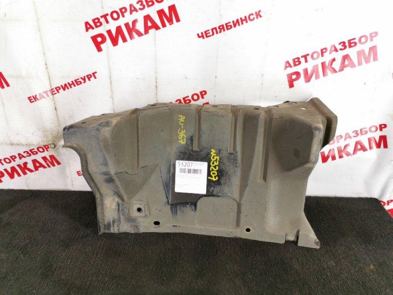 Защита двигателя Mitsubishi Asx GA2W 4B11 2016 правая
