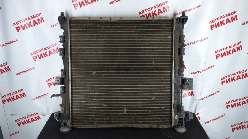 Радиатор охлаждения Ssangyong Kyron DJ 664950 2007