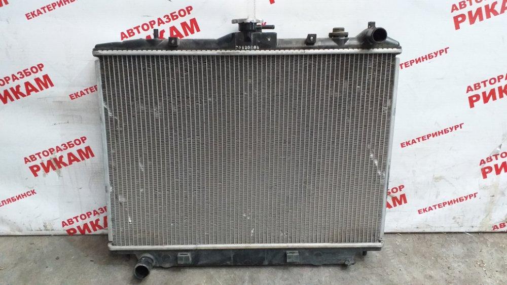 Радиатор охлаждения Great Wall Hover H5 GW4D20 2012