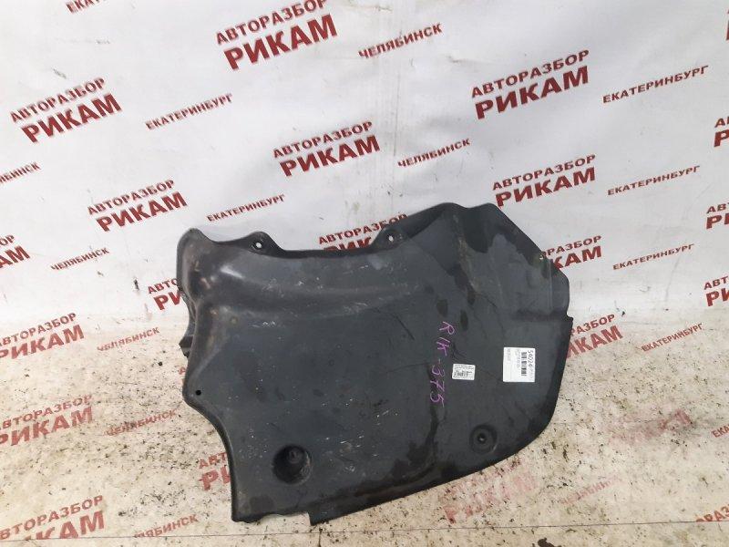Защита днища Bmw 525I E60 M54 256S5 2004 задняя правая