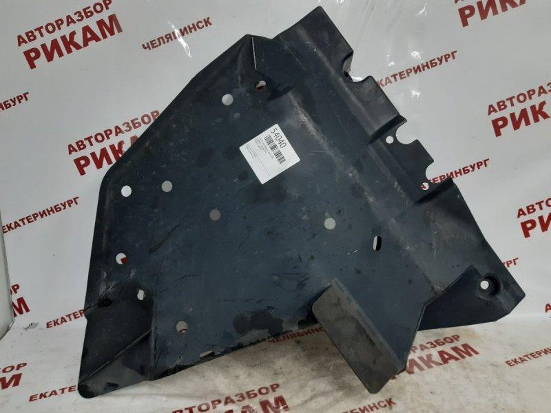 Защита бензобака Subaru Legacy BL задняя левая